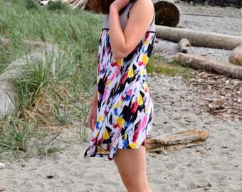 Breezy Trapeze dress