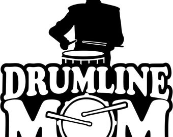 Boy Drummer Drumline Mom Short Sleeve Gildan T Shirt Many Colors