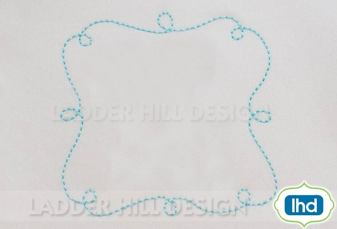 Quilting Border Embroidery Designs : Quilt Label Border Embroidery Design Quilt Border Design