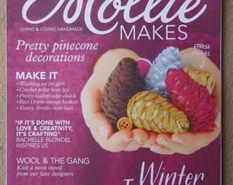 Mollie Makes Craft Magazine Issue 34