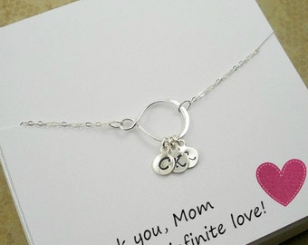 Personalized Mom Gifts, Personalized Mom Necklace, Mom Gifts, Mom Necklace, Gift Mom, Mommy Gifts, Christmas Gifts, Starring You Jewelry