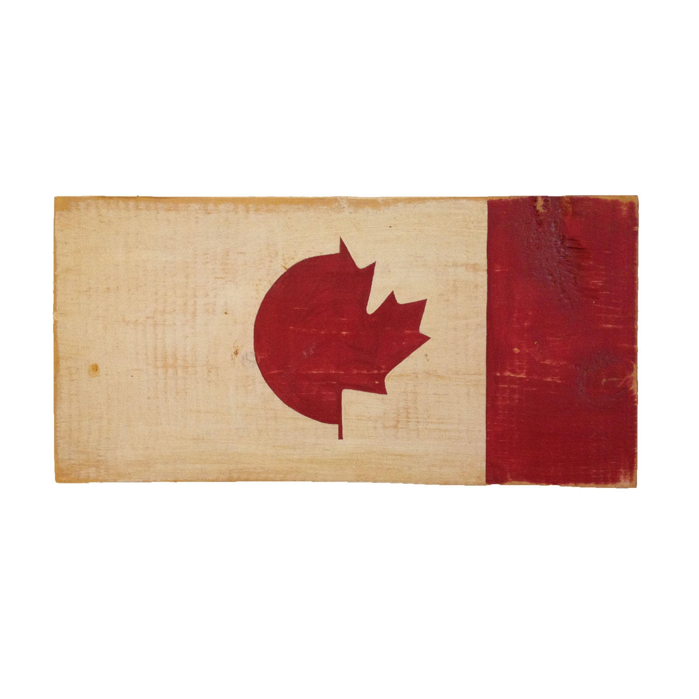 half canada half japan sign flag canada flag japan flag