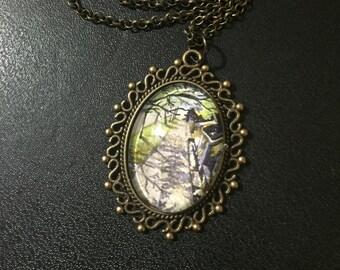 Sunlit Pathway Necklace