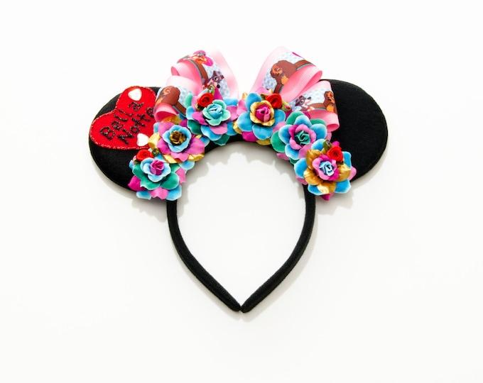 Bella Notte Mouse Ears Headband