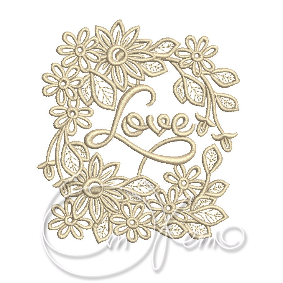 machine embroidery files