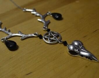 Pagan Enchantress Necklace
