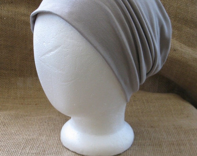 Bamboo Summer Sand Chemo Cap - Chemo Hat Womens Cancer Headwear and Slouch Beanie