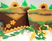 Sunflower Fields Soap
