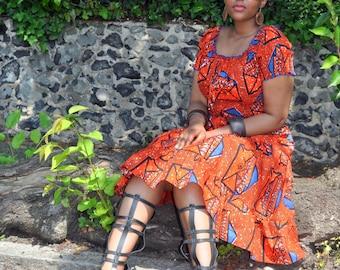 Short Gypsy style dress