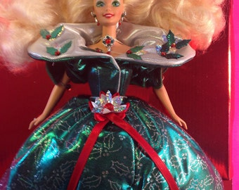 Christmas Barbie In Wrap