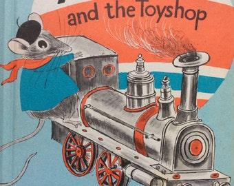 Anatole and the Toyshop  (Anatole #9)