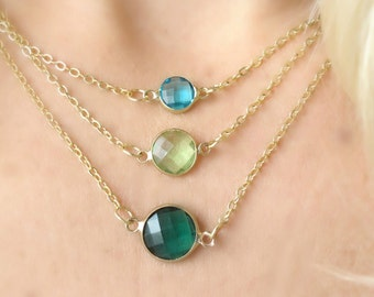 Layering Jewelry-LAYERING NECKLACE-Gift for Mom-Gemstone Necklace-Mom Gift-Layered Necklace-Gypsy Necklace-Gift for Her-Bohemian Necklace