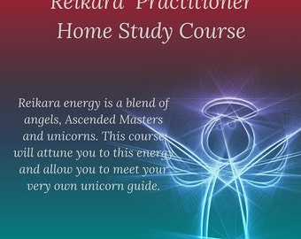 Reikara Practitioner Online Distance Learning Course and Crystal Heart, Reikara Home Study Course, Reikara Energy Healing Practitioner