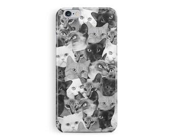 CAT iPhone Case, Cat iphone 5 Case, Cat Lover Gift, Kitten iPhone 5 Case, kitsch iphone case, Girly iPhone 5 Case, Cute iPhone 5s Case