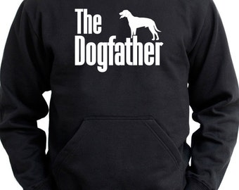 The dogfather Stephens Cur Hoodie