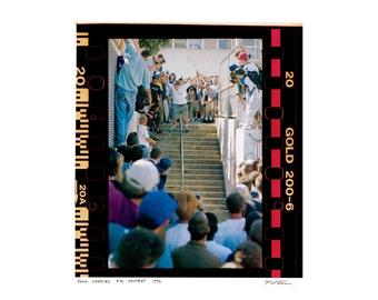 John Cardiel Boardslide FTC Contest, 1996.