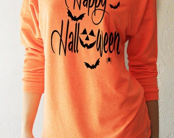 Halloween Shirts. Happy Halloween Sweatshirt. Halloween Sweatshirt. Happy Halloween T-Shirt. Halloween Costume. Happy Halloween.