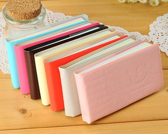 Mini Smiley Note Pad, Notebook, Pocket Pad