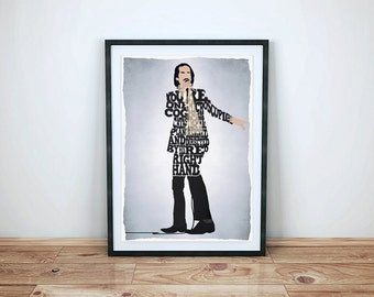 """Shop """"nick cave"""" in Prints"""