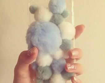 iPhone 6 Winter Furry Case