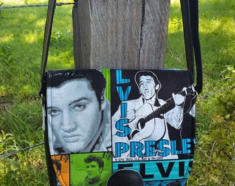 Elvis Saddle bag
