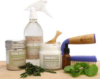 Natural Cleaning Trifecta - Rosemary Mint