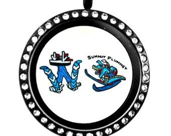 Walt Disney World Mickey Floating Charms