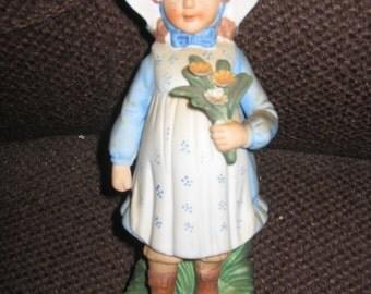 Holly Hobbie Vintage Porcelain Figurine