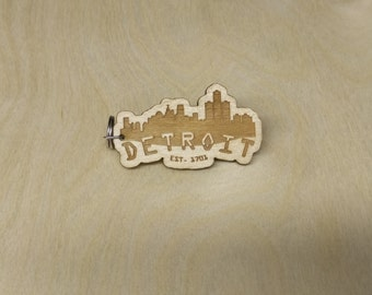 Wooden keychains and charms (Free Shipping)