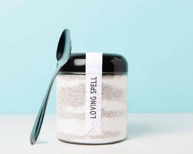 Loving Spell Bath Powder (Bergamot, Tangerine, Fruit and Musk)