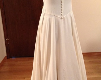 Vintage 40s/50s Wedding Gown
