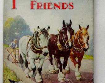 Farmyard Friends A Groom illustrated A Kennedy 1950