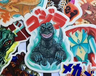 Kaiju Sticker Megapack