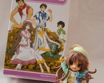 CLAMP in 3D Land Kobato Figure