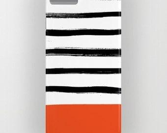 STREAK phone case • iPhone 7 case, iPhone 6 case, iPhone 6S case, iPhone 5S case, iPhone SE case, Huawei P9 Lite case, Huawei P10 case