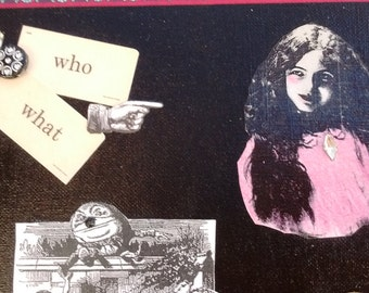 Enigmatic Alice
