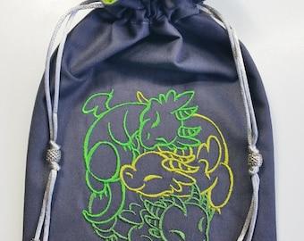 Dragon Pile Tarot Bag