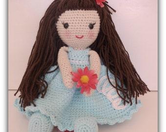 MADE TO ORDER Amigurumi Doll