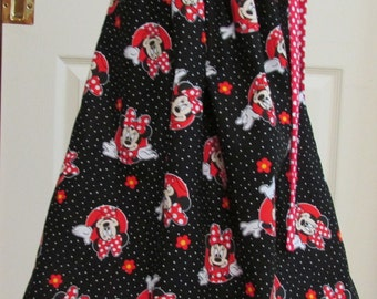 Minnie Mouse Pillowcase Dress, Size 2T/3T, Ready to Ship