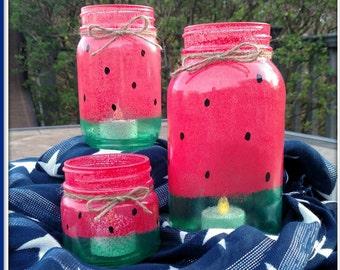 Watermelon Jars