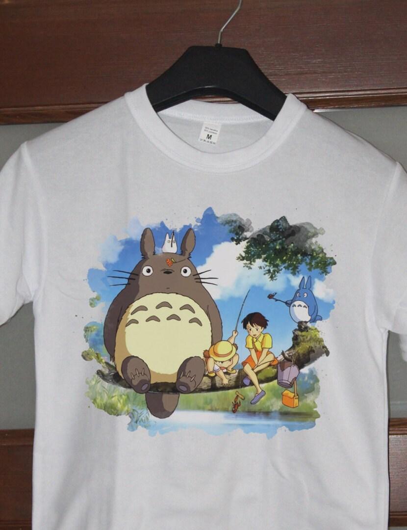 Studio Ghibli My Neighbor Totoro Shirt Anime by ...