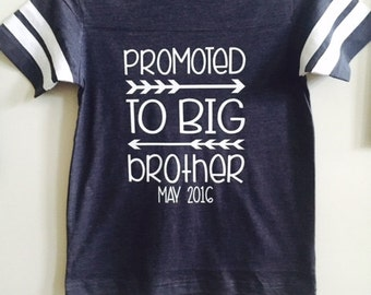 Big Brother Shirt, Big Sister Shirt, Little Brother onesie, Little Sister onesie // gender reveal, sibling shirts, pregnancy announcement