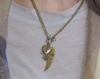 An Irish Charm Multi-Way Necklace
