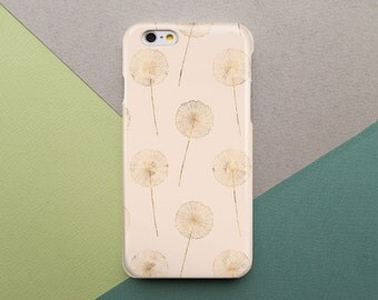 iPhone 6 Case Flower iPhone 6s Case Girly iPhone 6s Plus Case Gift iPhone 5s Case Dandelion iPhone 4s Case Vintage Samsung S7 Case Cool