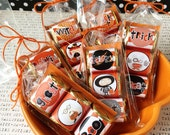 Custom Order for Penny Houser KIT Halloween Kids Nugget Wraps / Hershey Candy Wraps / Orange /Teacher Appreciation