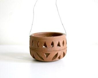 Terracotta Hanging Pot