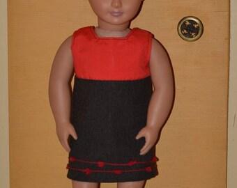 AG Doll Sleeveless Dress
