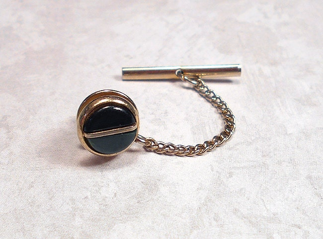 Vintage tie tack swank jewelry vintage tie by sharkyswaters for What is swank jewelry