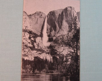 Yosemite Park and Curry County Brochure 1940's