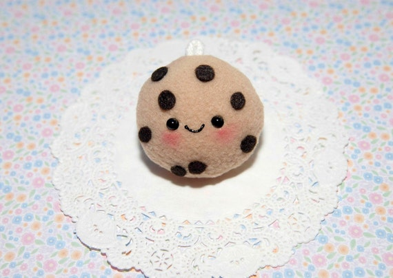 Kawaii Chocolate Chip Cookie Plush